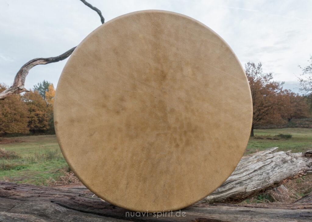 Schamanentrommel 35 cm Durchmesser Reisetrommel
